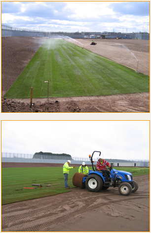LTL Sports Pitch & Playing Field Construction or Renovation