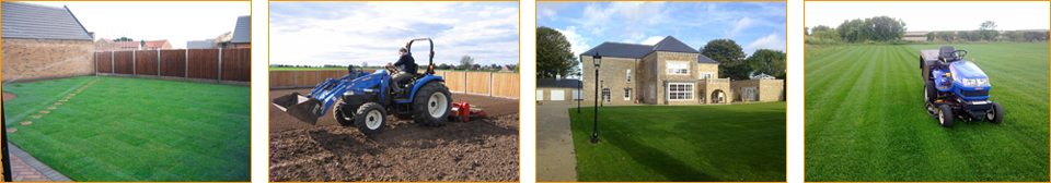 LTL Landscaping - Garden Landscaping & Sports Field Contractors